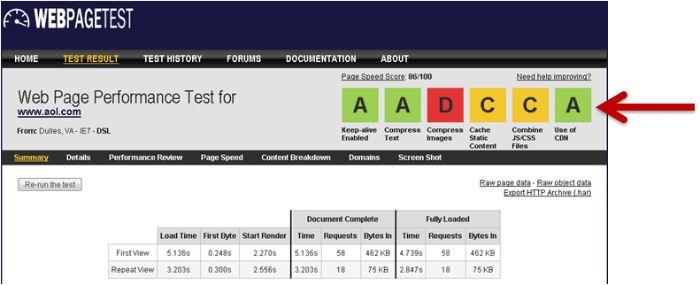 WebPageTest hỗ trợ lên tới 40 địa điểm thử nghiệm