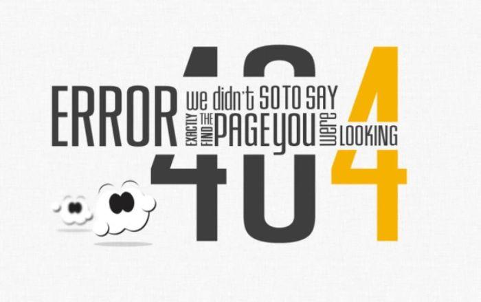 Lỗi 404 ảnh hưởng đến tính trải nghiệm người dùng và thứ hạng của website
