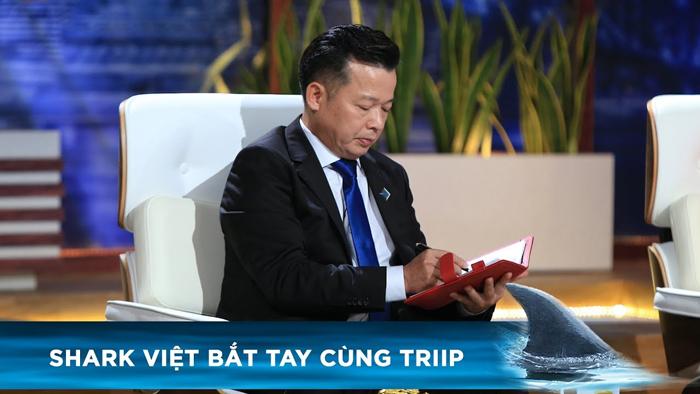 Shark Việt trong chương trình Shark Tank