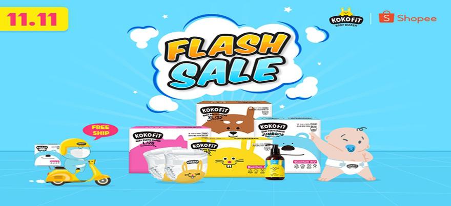 flash sale trên shoppe