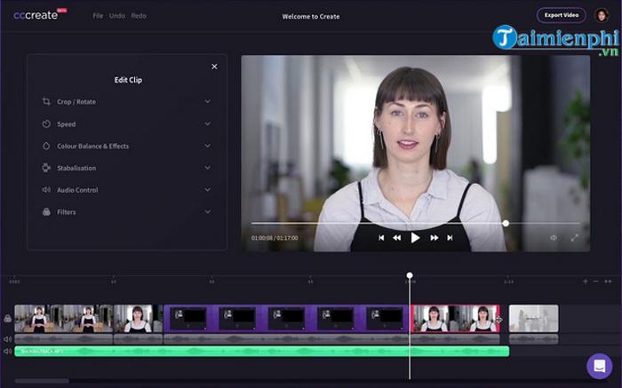 Hãy kết hợp sử dụng những phần mềm chỉnh sửa video chất lượng